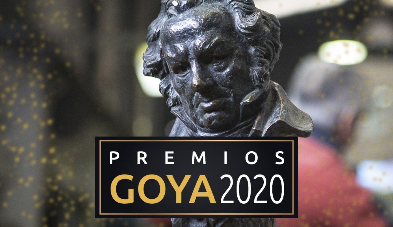 Premios Goya 2020: Así será la Gala de los Goya