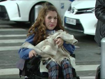 """La niña a la que han raptado su perra de ayuda Pocahontas: """"iba a ser mi amigo y me iba a dar mucha independencia"""""""