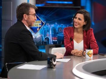 Pablo Motos y Ana Pastor recuerdan en 'El Hormiguero 3.0' sus inicios en el mundo del periodismo