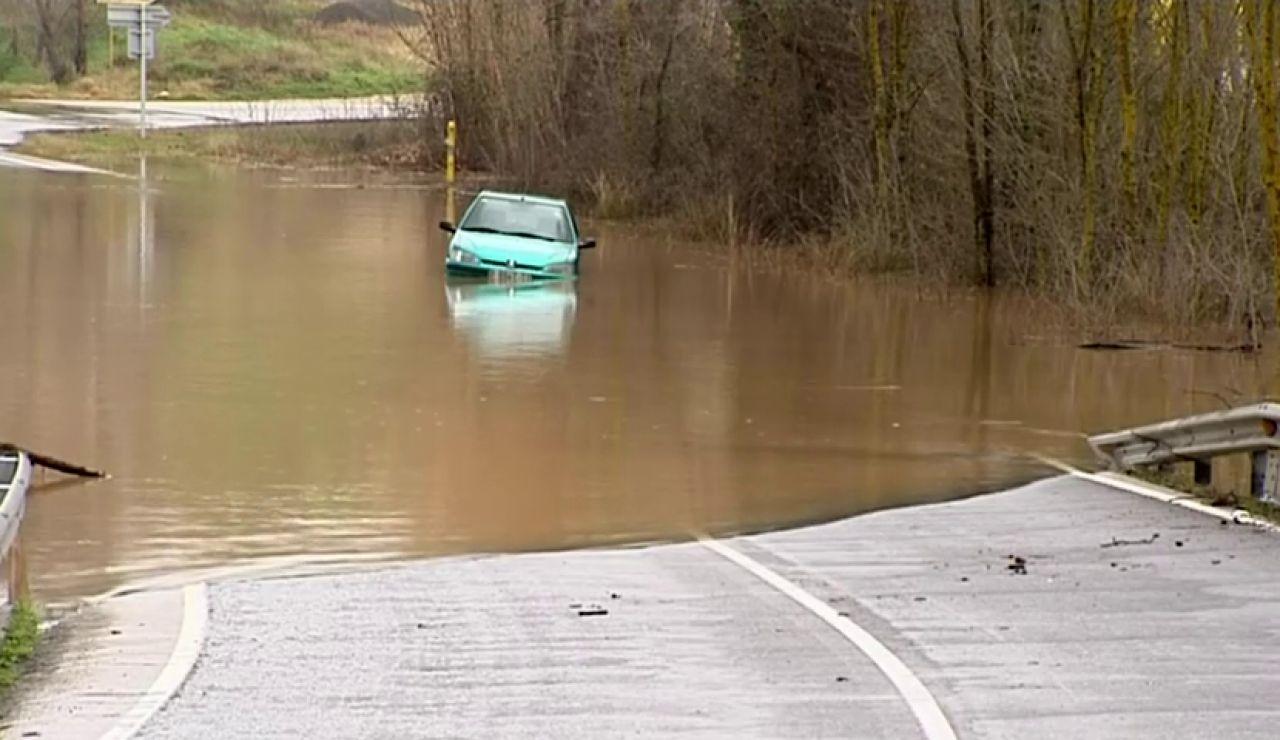 Inundaciones en Tordera