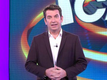 """Arturo Valls revela un escándalo en '¡Ahora caigo!': """"Estas cosas pasan cuando hay intimidad"""""""