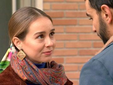 Luisita y Sebas se reencuentran tras su frustrada relación