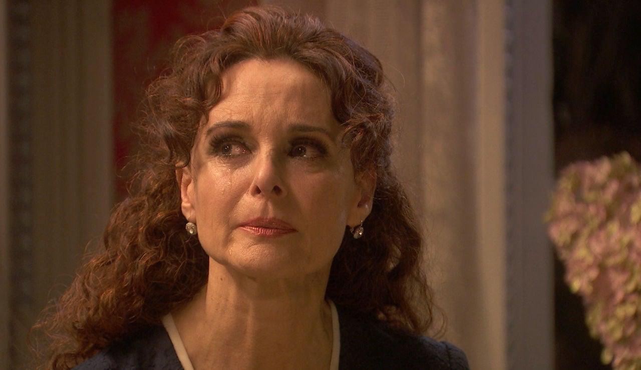 'El secreto de Puente Viejo': Isabel de los Visos, destrozada por un amor imposible