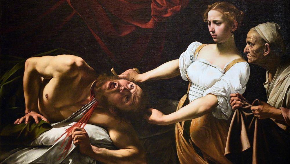 Judit y Holofernes (Caravaggio)