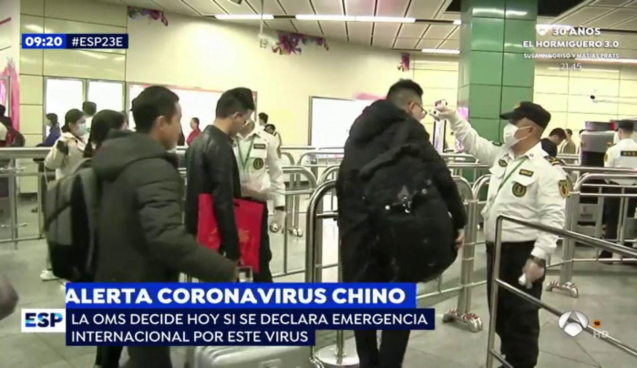 El coronavirus chino que causa neumonía letal blinda a una ciudad de 11 millones de habitantes
