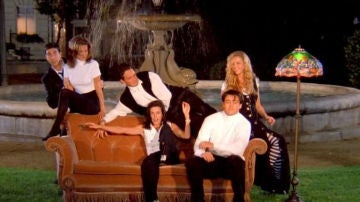 Cabecera de 'Friends'