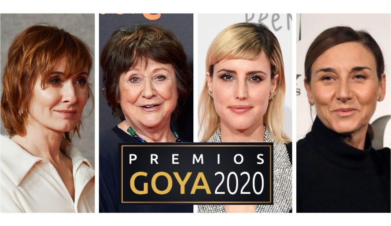 Premios Goya 2020: Nominadas a mejor actriz de reparto en los Goya