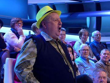 El hombre Tirol de '¡Ahora caigo!' sorprende 'cantando' óperadel