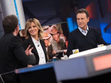 Susanna Griso y Matías Prats recuerdan sus primeros años en el mundo de la televisión