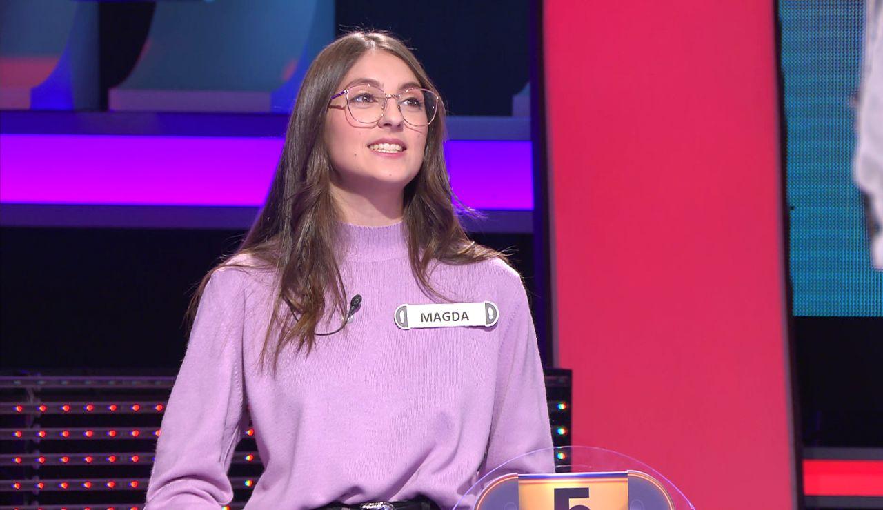 ¿Una nueva candidata a 'La Voz'? Magda deja embelesado a todo '¡Ahora caigo!'