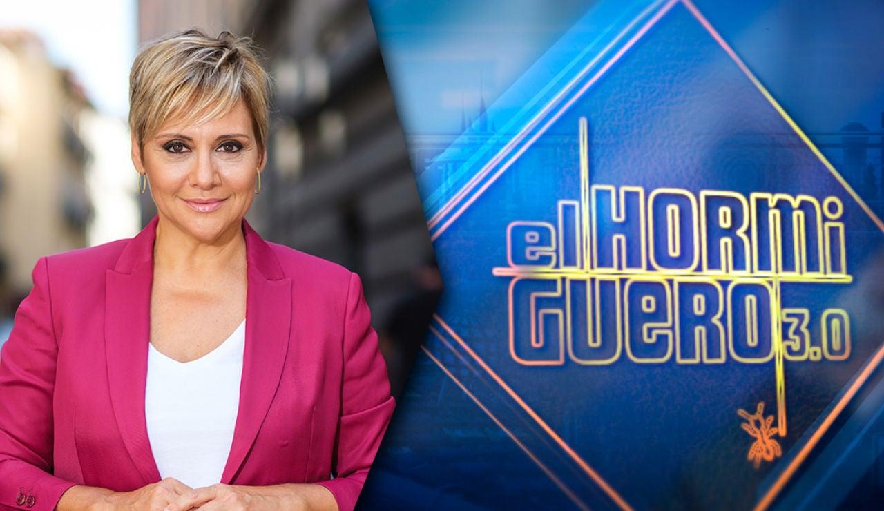 Gloria Serra visita 'El Hormiguero 3.0' el próximo martes