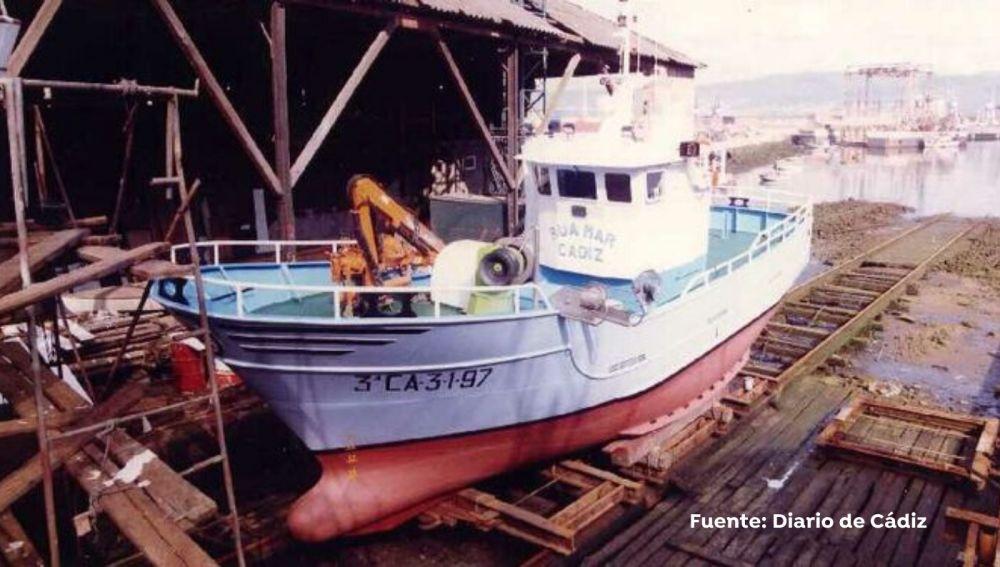 Pesquero desaparecido
