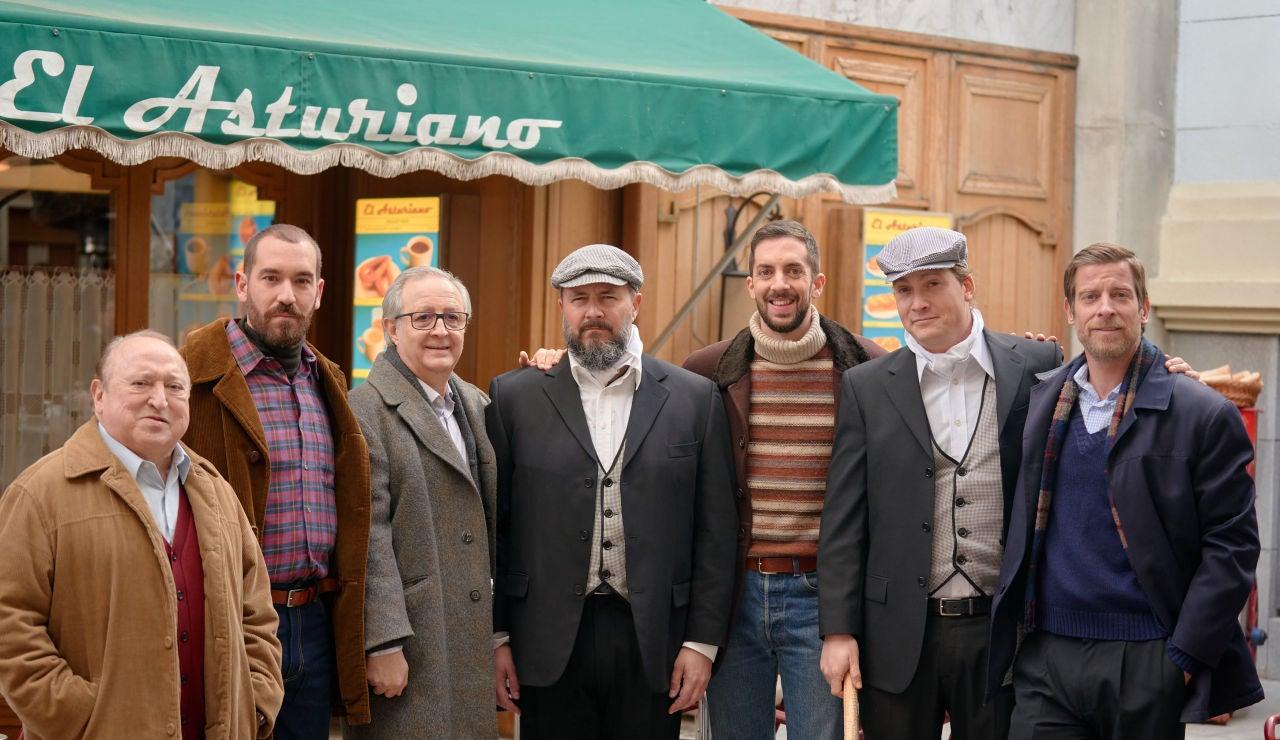 Broncano, Ponce, Castella y Grison se atreven con un cameo en 'Amar es para siempre'