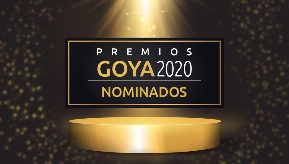 Premios Goya 2020: Lista de nominados a los Goya
