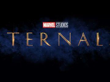 Logo de 'Los Eternos', lo nuevo de Marvel