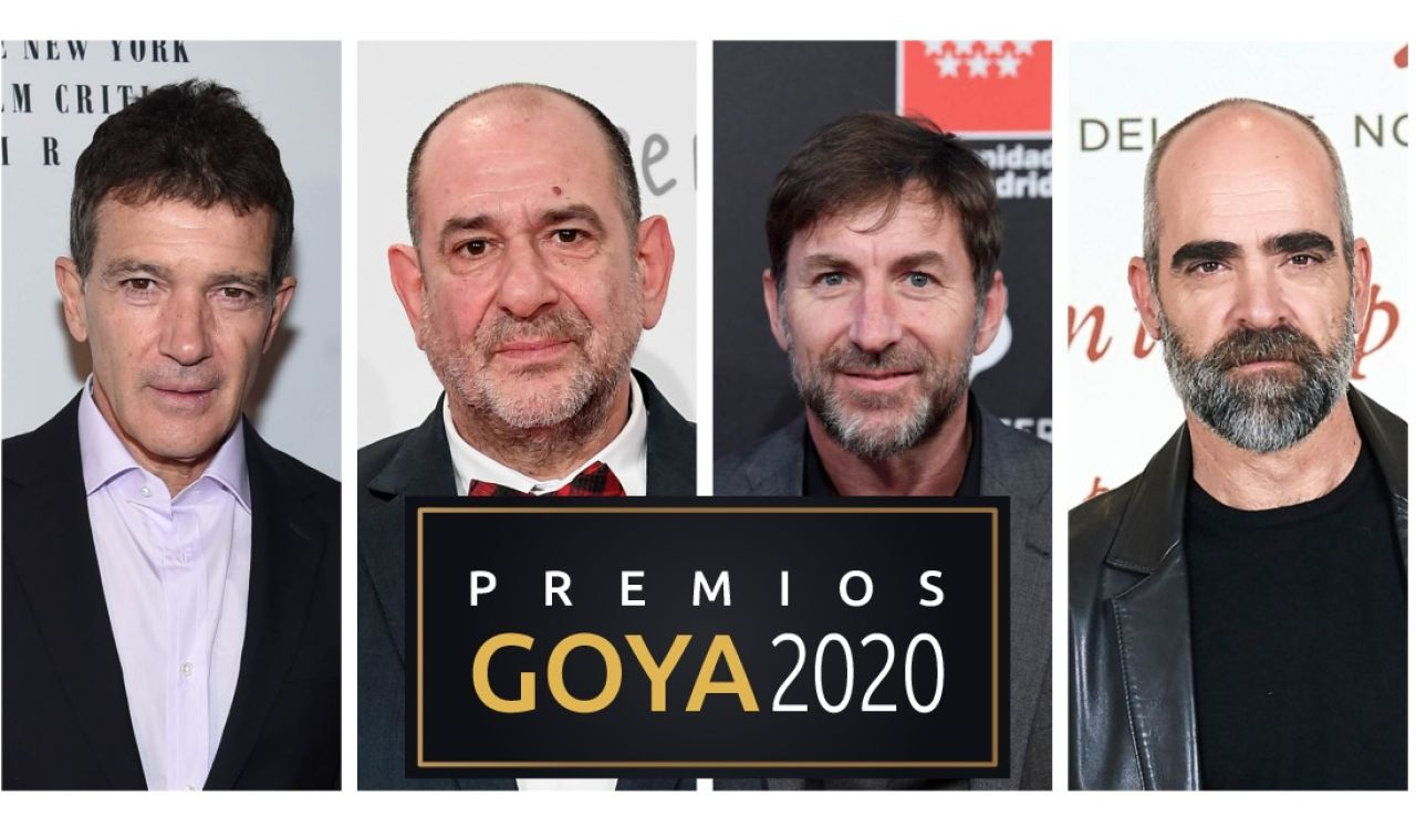 Premios Goya 2020: Nominados a mejor actor protagonista en los Goya