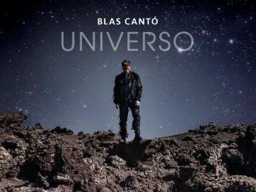 Portada de 'Universo' de Blas Cantó