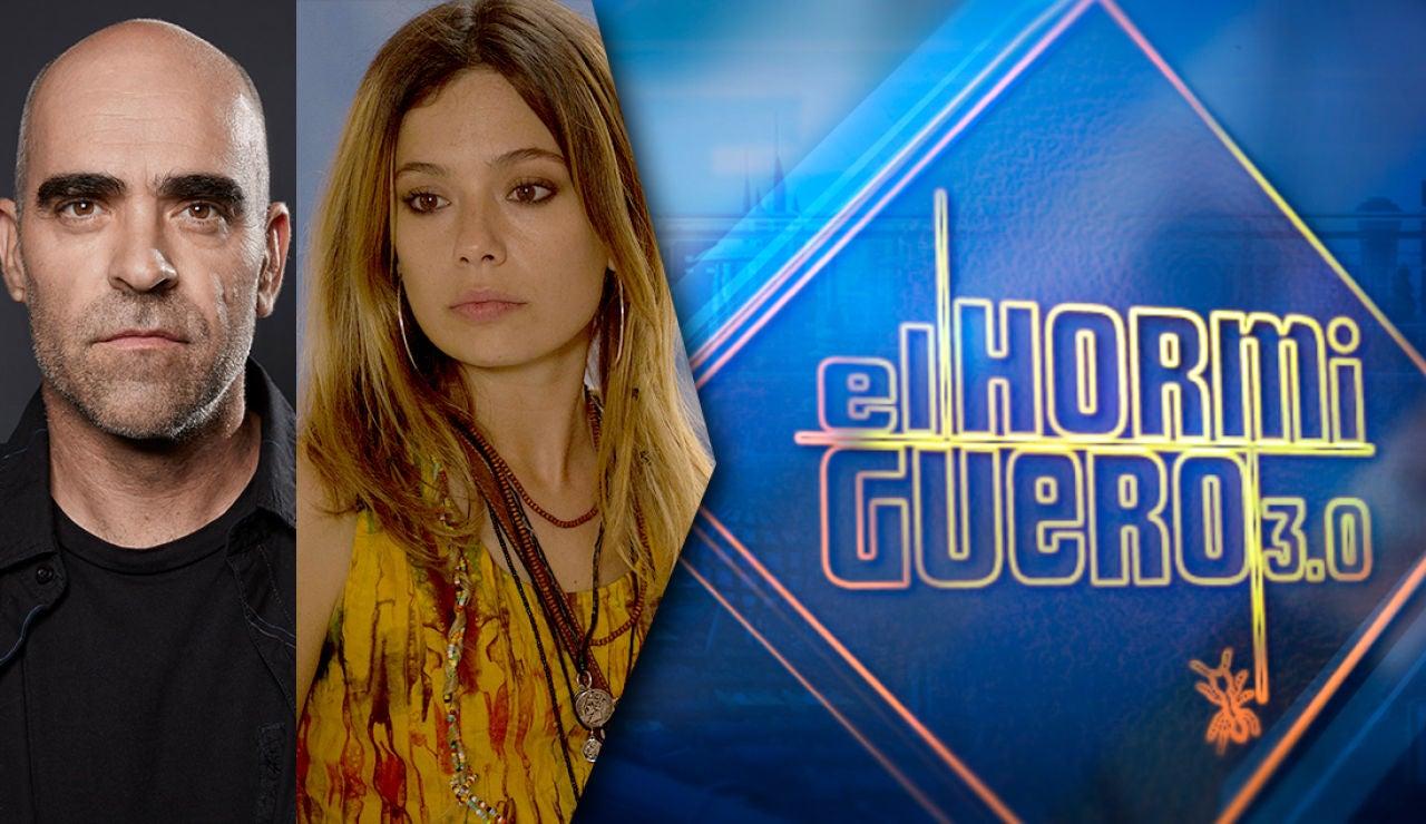 El lunes, Luis Tosar y Ana Castillo visitan 'El Hormiguero 3.0'