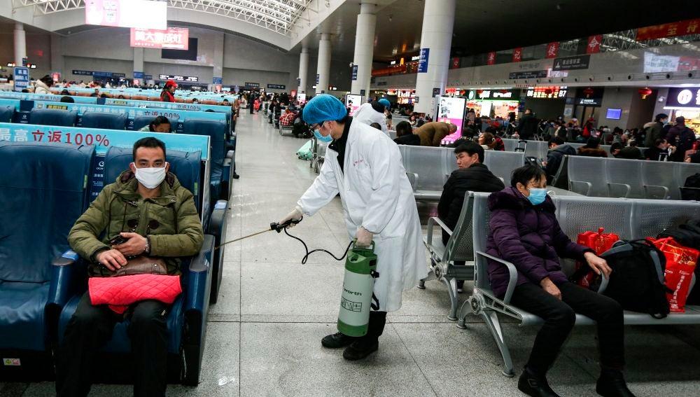Sanidad no descarta que aparezca en España algún caso importado del coronavirus de China