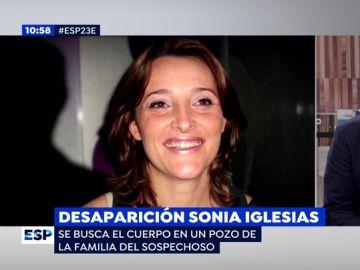 Desaparición Sonia Iglesias