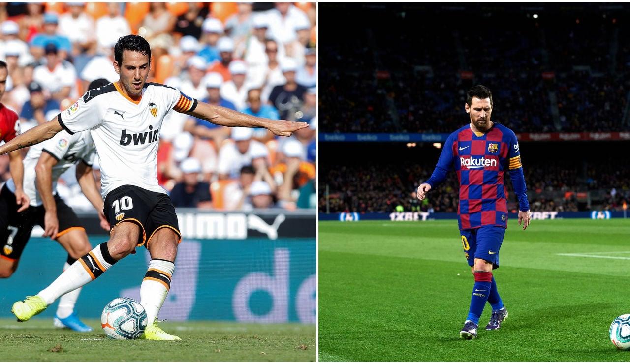 Valencia - Barcelona: alineaciones, horario y dónde ver el partido de Liga Santander