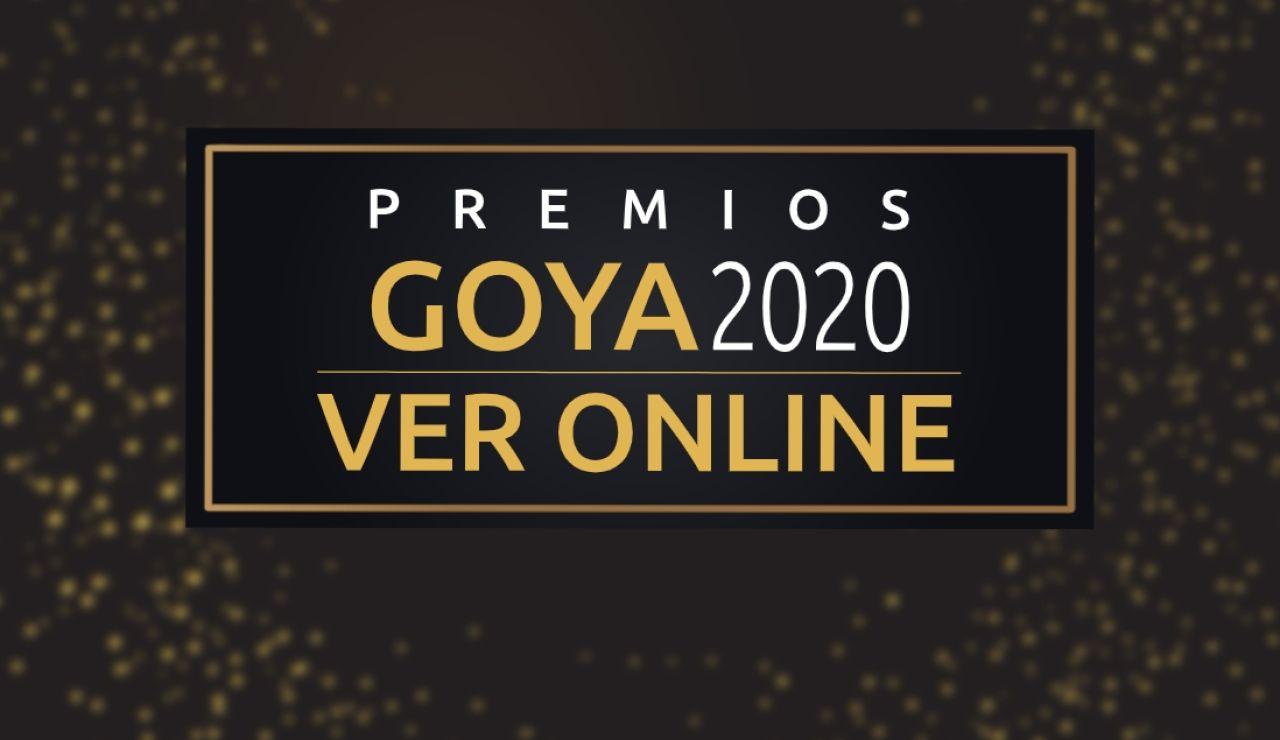 Premios Goya 2020: Dónde ver la Gala de los Goya en directo online