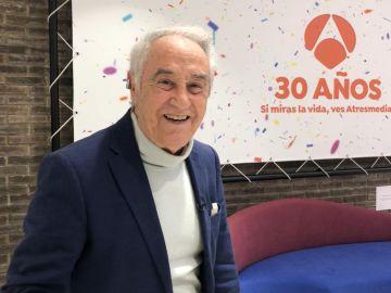 Así hemos vivido el regreso de José María Carrascal a Atresmedia