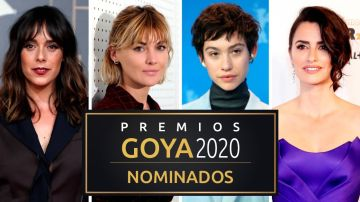 Premios Goya 2020: Nominadas a mejor actriz en los Goya