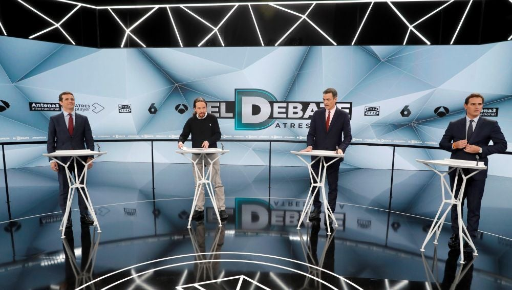 El 23 de abril de 2019 se produce el Debate Decisivo