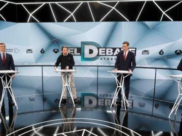 El 23 de abril de 2019 se produce el Debate Decisivo