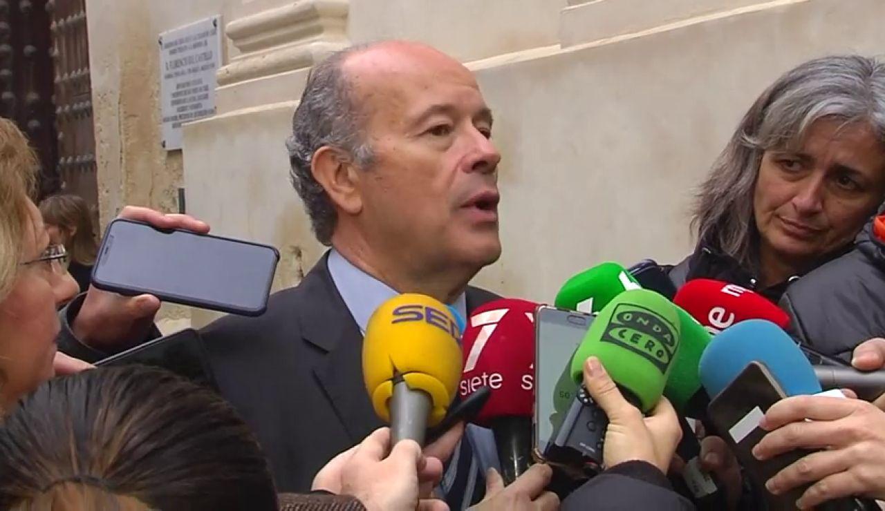 El ministro de Justicia ve necesario revisar el Código Penal porque los delitos de rebelión y sedición están anticuados