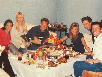 Serie estadounidense Friends