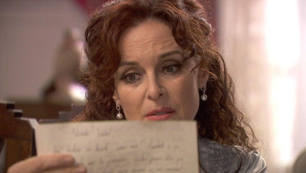 'El secreto de Puente Viejo': La carta que desvela el misterio oculto de la Marquesa