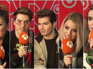 Los concursantes de 'Tu cara me suena' analizan su evolución en el programa