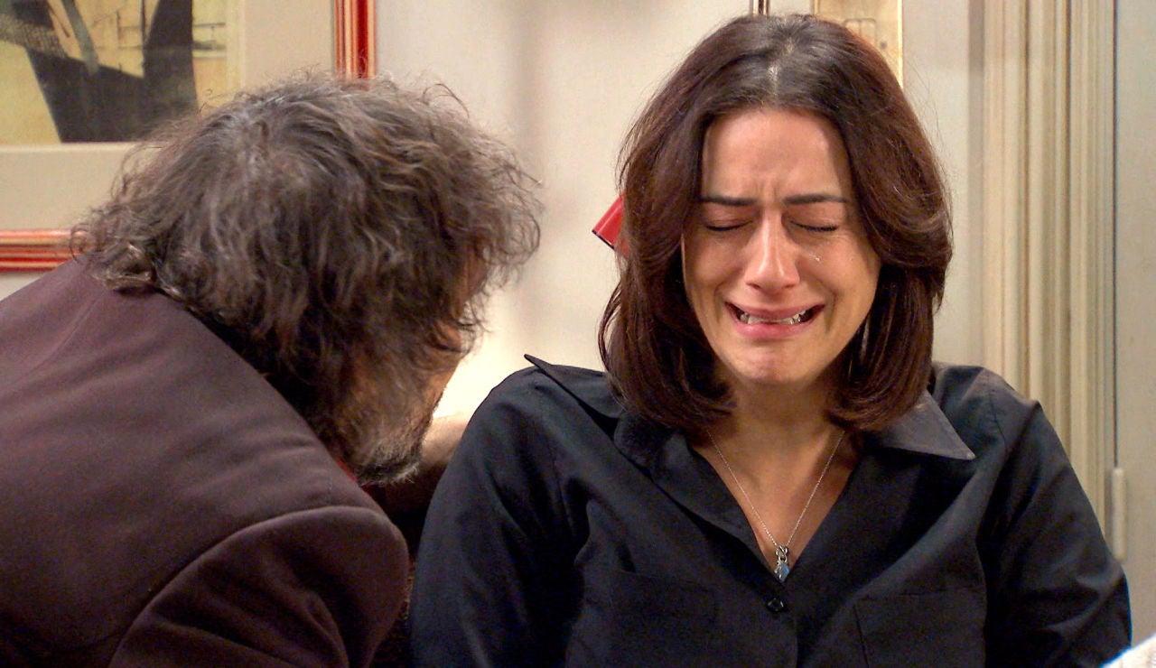 Cristina se culpa de la muerte de Lenin