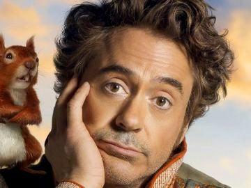 'Las aventuras del Dr. Dolittle', con el actor Robert Downey Jr.