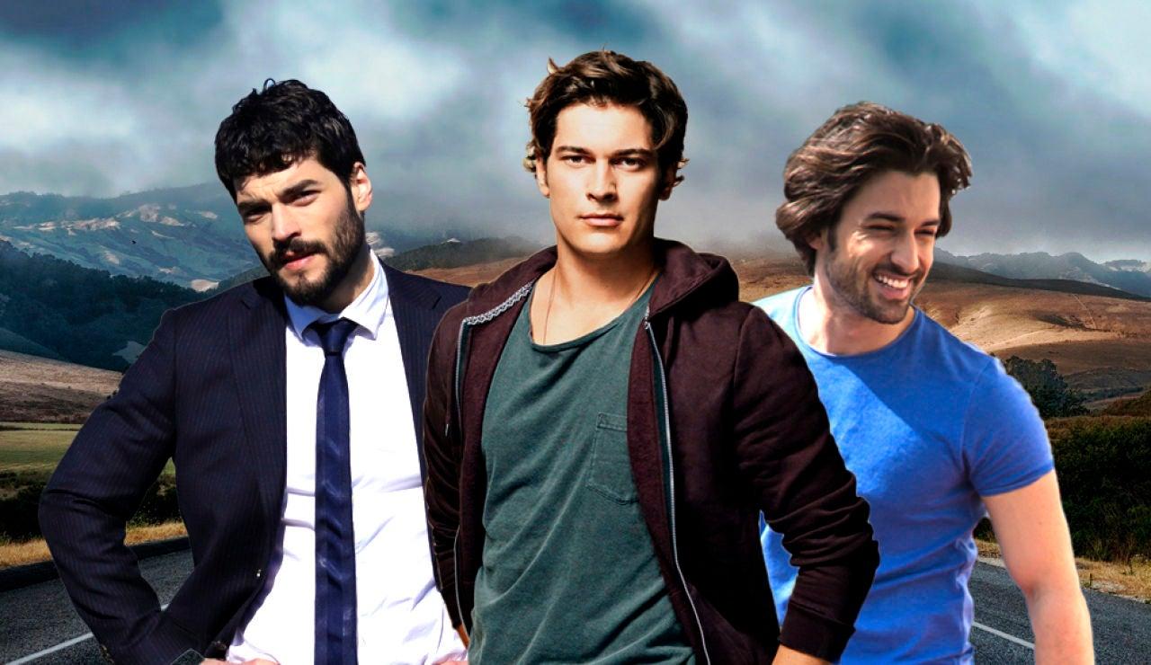 Conoce a los actores turcos que también son modelos