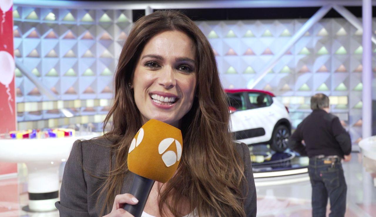 Nervios y mucha emoción, así recuerda Mar Saura sus inicios en Antena 3