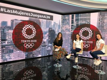 Roxana Popa y Ana Pérez