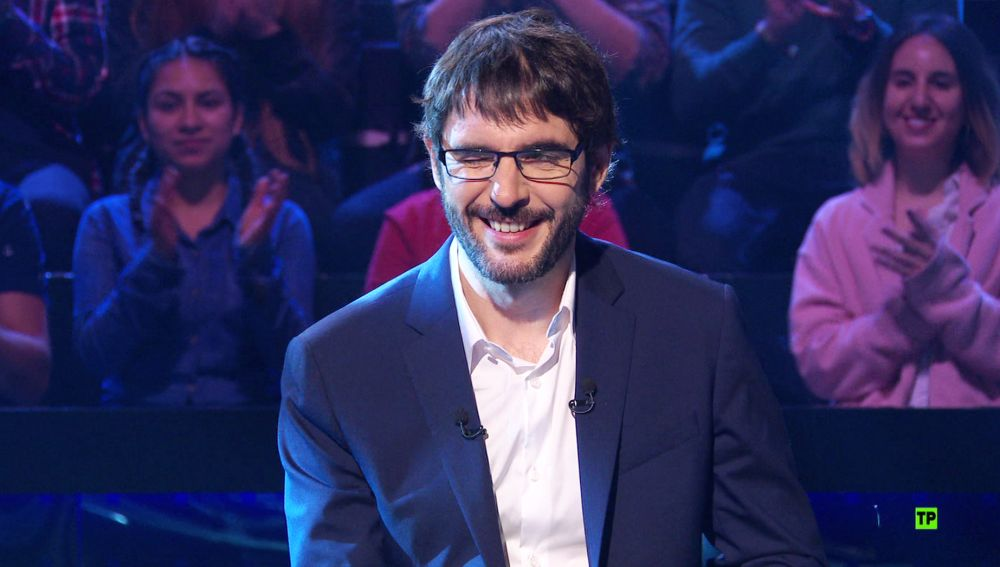¿Entregará Juanra Bonet el millón de euros? '¿Quién quiere ser millonario?', el miércoles en Antena 3