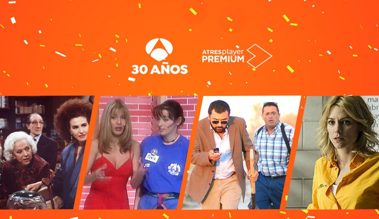 30 ANIVERSAIO DE ANTENA 3