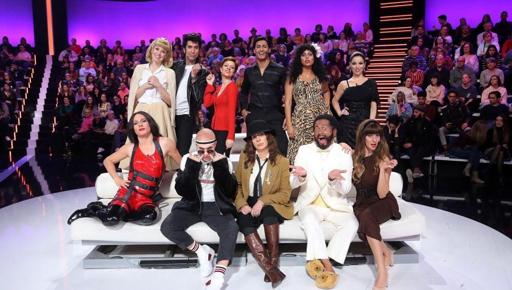 Los concursantes eligen a su ganador de la tercera gala de 'Tu cara me suena'