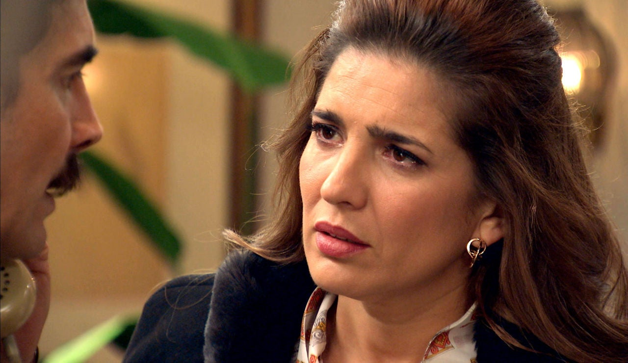 Las noticias de Julia caen como un jarro de agua fría sobre Armando e Irene