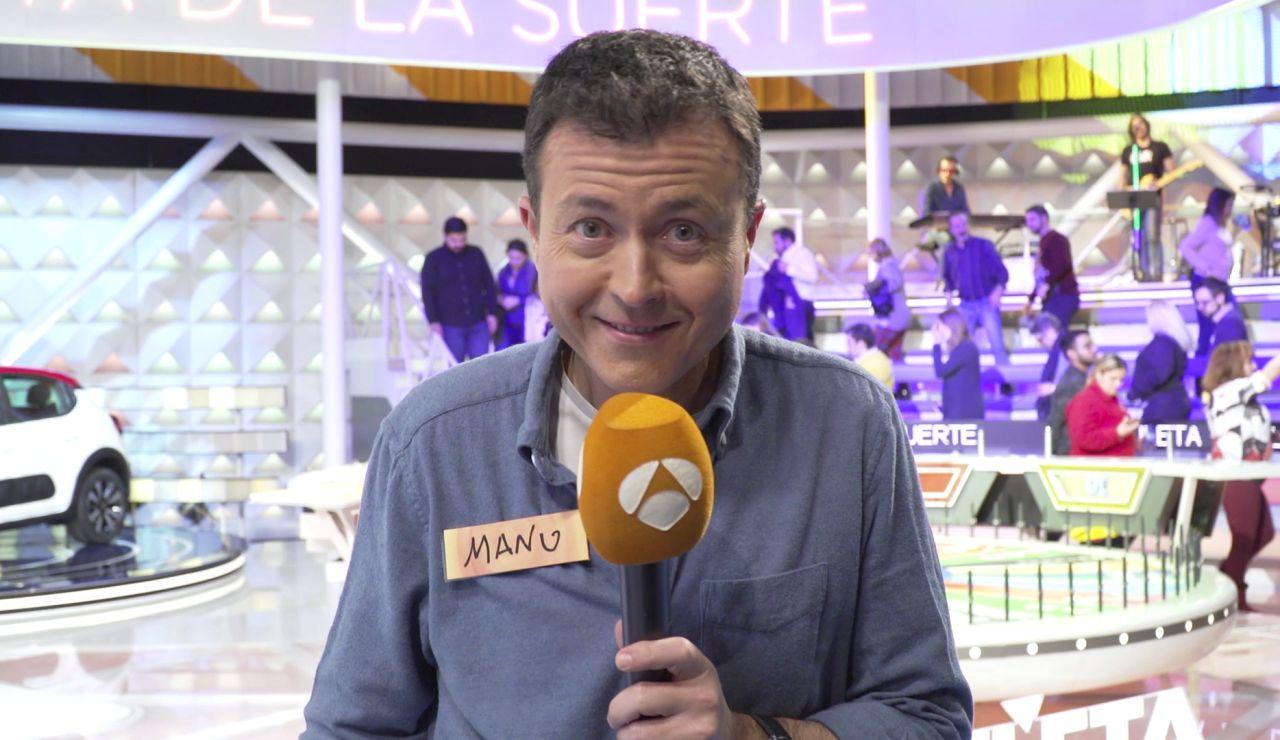 """Manu Sánchez, sobre su trayectoria profesional en Antena 3: """"Esta es mi familia"""""""