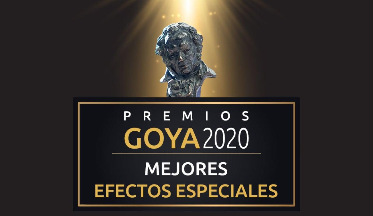 Premios Goya 2020: Mejores efectos especiales de los Goya