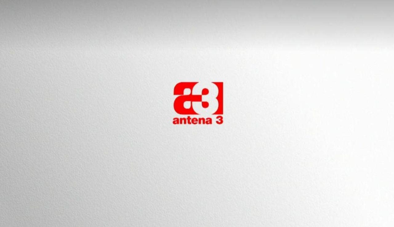 Primer logotipo de Antena 3