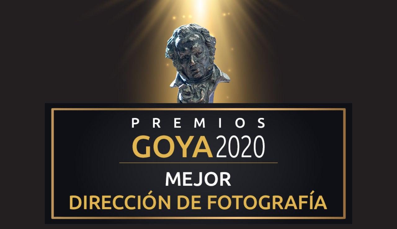 Premios Goya 2020: Mejor dirección de fotografía de los Goya