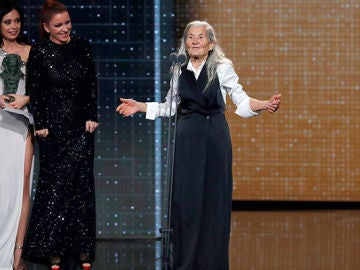 Benedicta Sánchez, premio Goya 2020 a la mejor actriz revelación