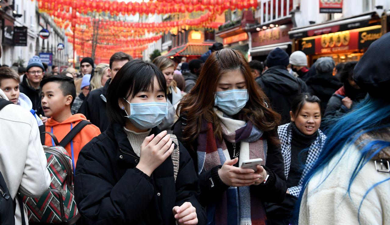Coronavirus de Whuan en China