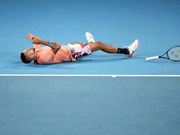 Kyrgios se enfrentará a Nadal en octavos del Open de Australia